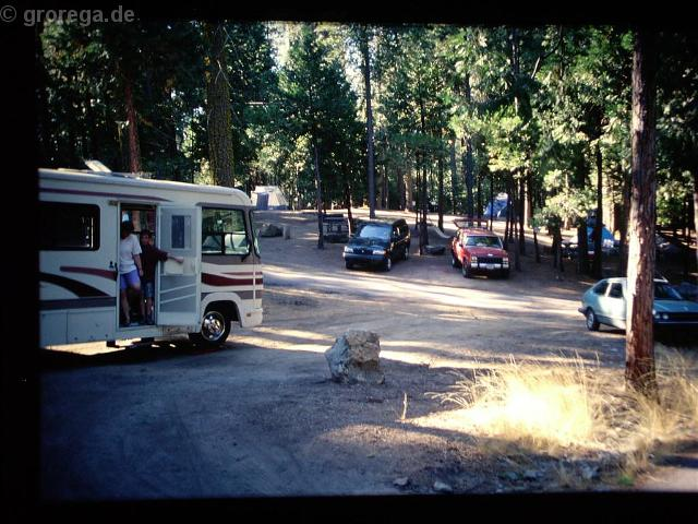 Hodgdon Meadow RV Park